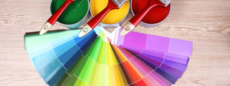 Колеровка краски в Леруа Мерлен