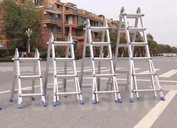 Стремянки и лестницы-трансформеры в Леруа Мерлен