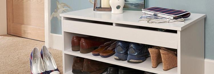 Обувница в прихожую в Леруа Мерлен