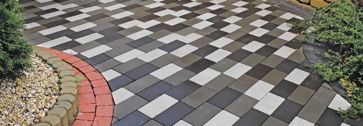 Тротуарная плитка в Леруа Мерлен