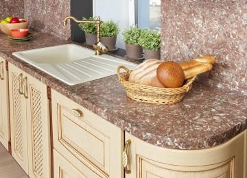 Столешница для кухни в Леруа Мерлен