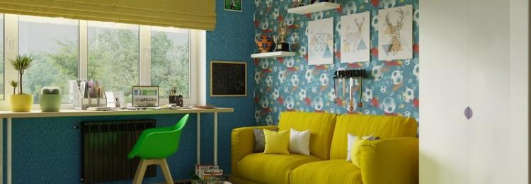 Ковер для детской комнаты в Леруа Мерлен
