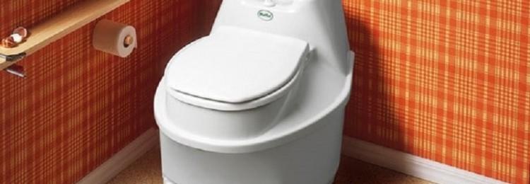 Дачный туалет в Леруа Мерлен