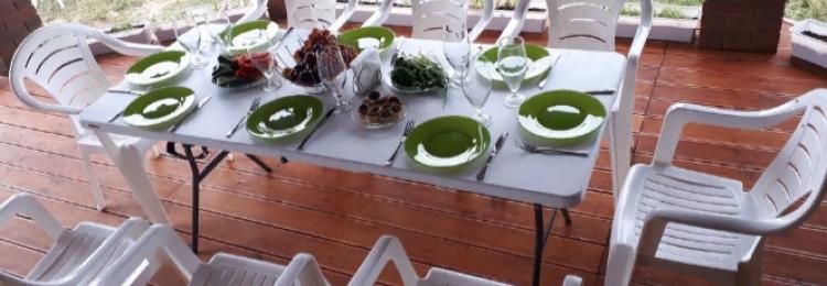Складной стол в Леруа Мерлен