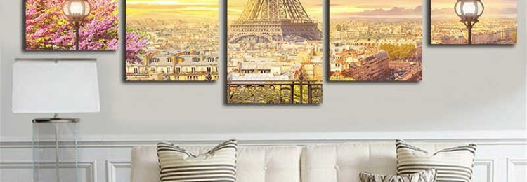 Картины и постеры в Леруа Мерлен