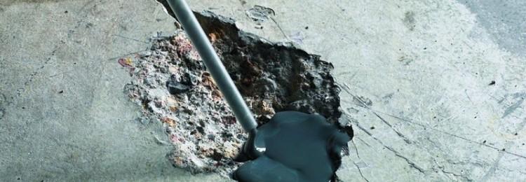 Ремонтный состав для бетона в Леруа Мерлен