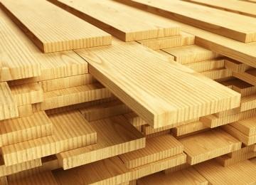 Деревянные доски в Леруа Мерлен