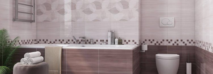 Плитка для ванной в Леруа Мерлен