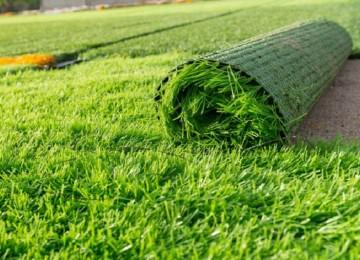 Искусственный газон в Леруа Мерлен
