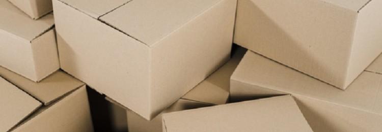 Картонные коробки в Леруа Мерлен