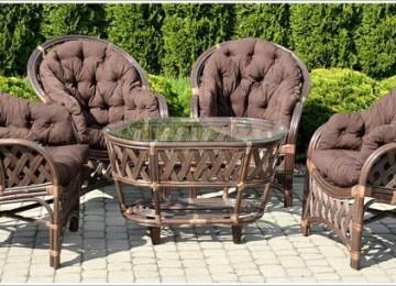 Мебель из ротанга в Леруа Мерлен