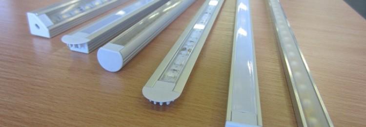 Профиль для светодиодной ленты в Леруа Мерлен