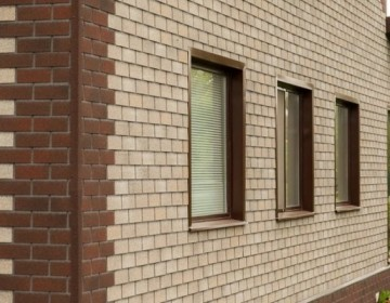 Фасадная плитка Hauberk Технониколь