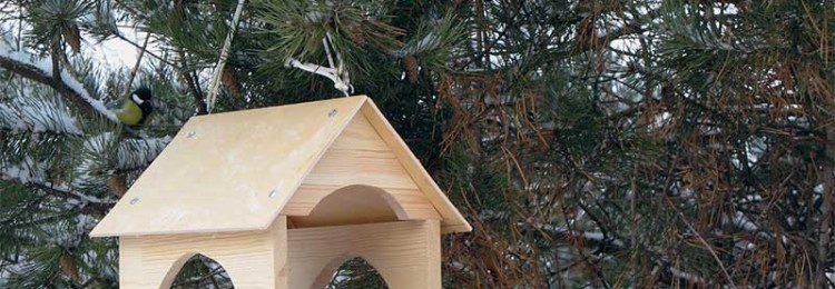 Кормушки для птиц в Леруа Мерлен