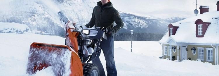 Бензиновые снегоуборщики в Леруа Мерлен