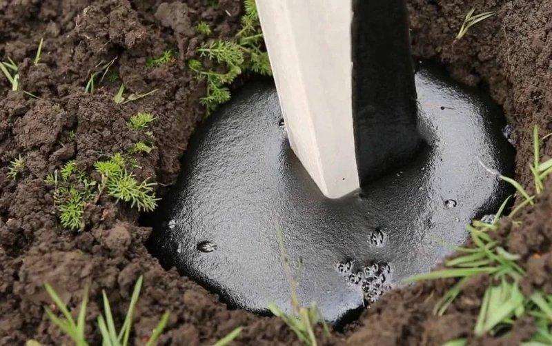 Заменитель бетона для столбов купить в леруа мерлен цена как штукатурить стены своими руками цементным раствором видео